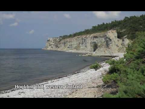Geotourism - evolution of the baltic sea