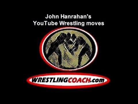 WrestlingCoach.com Front Head Lock Throw by John Hanrahan Penn State NCAA All American
