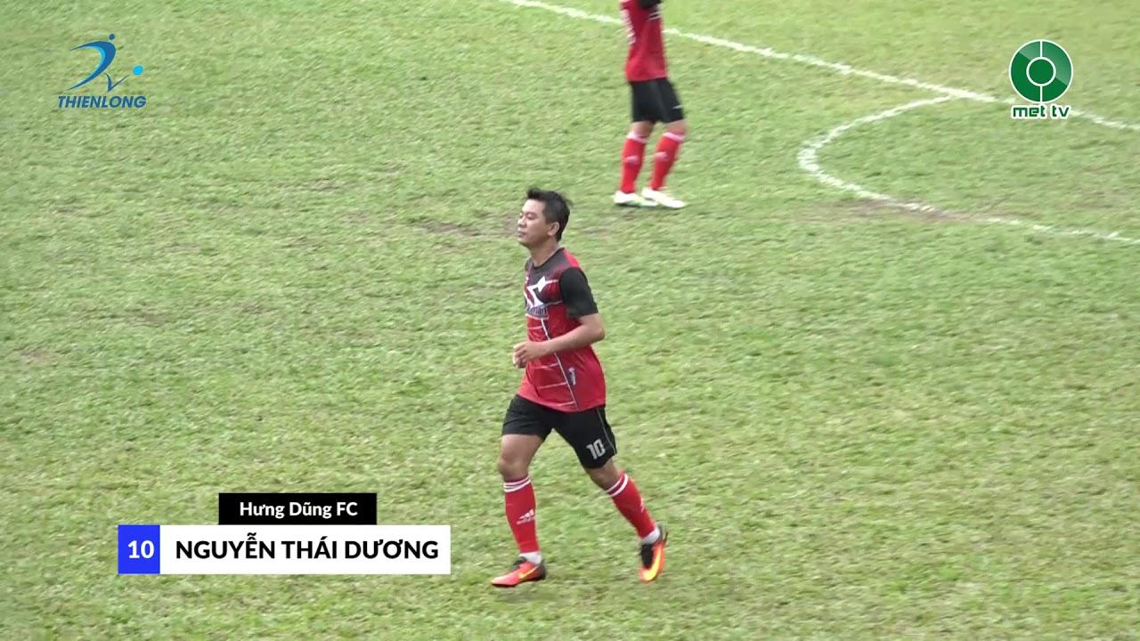 Top 5 bàn thắng đẹp nhất giải bóng đá Thể Thao Thiên Long cúp Trần Doãn 2017