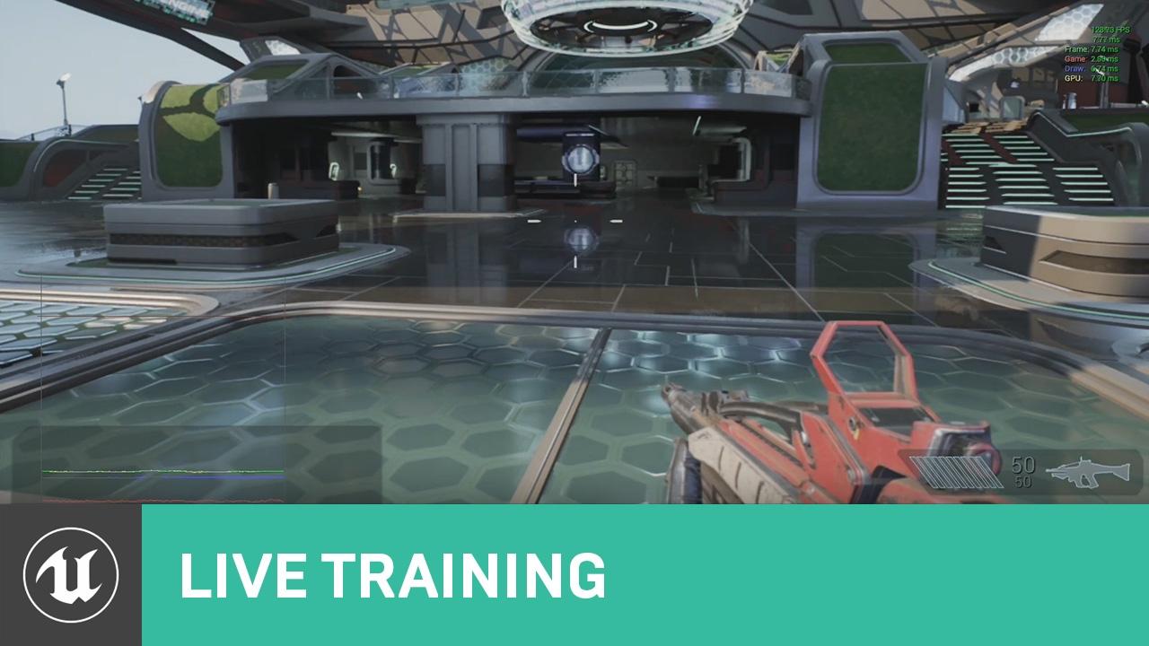 Rendering Best Practices | Live Training | Unreal Engine