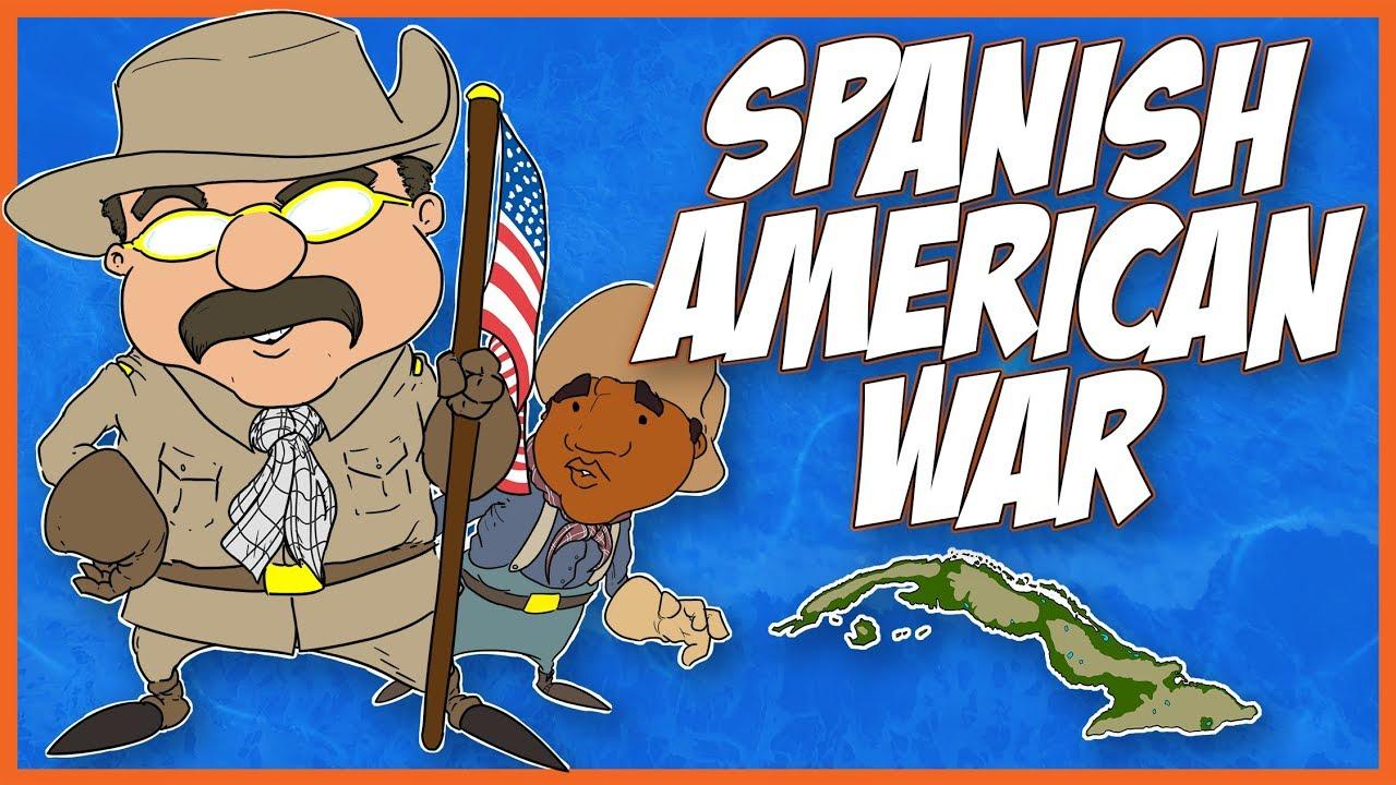 The Spanish American War History With Mr Bayne