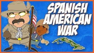 Spanisch-Amerikanischer Krieg | Animierte Geschichte