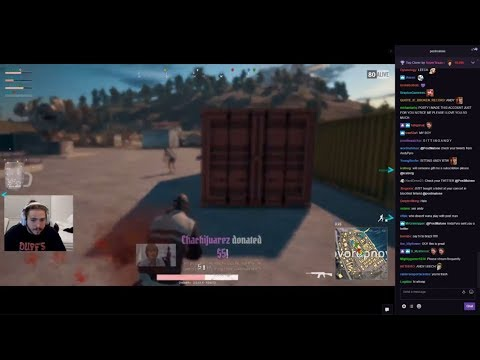 Post Malone Plays PUBG vs Cheater