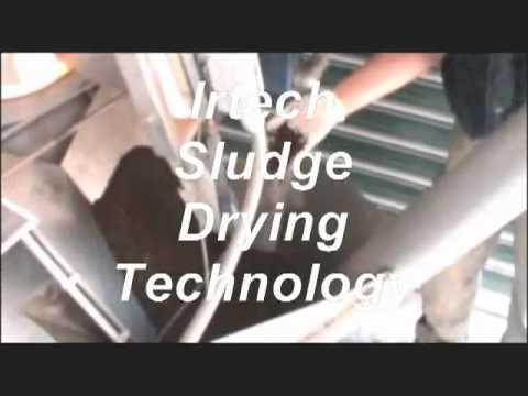 Irtech Sludge Drying Technology