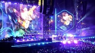 Coldplay Up and Up Live Wembley Stadium London 16/06/2016 AHFODtour HD