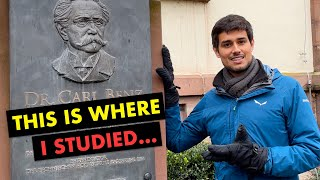 My University Tour | Dhruv Rathee Vlogs