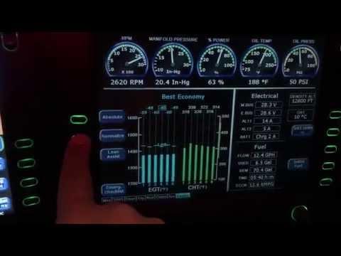 Cirrus SR-22 Lean Assist e Best Economy