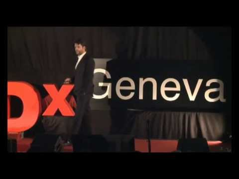"TEDx Talk by David Jensen ""Natural Resources and Peacebuilding: Is the United Nations united?"""