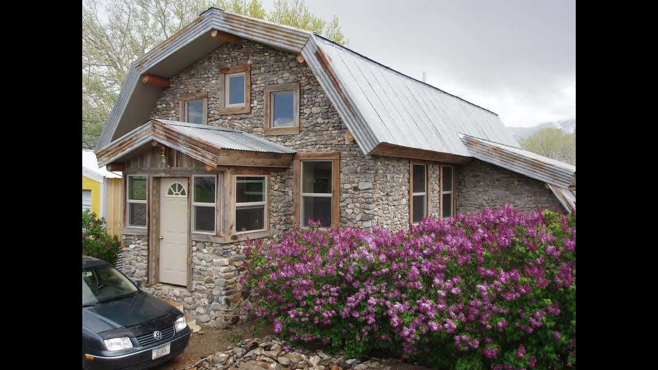 title   Building A Stone House