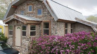 Slipform Stone Masonry: Building A Slipform Stone House From The Bottom Up