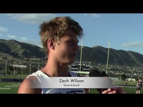 2016 Corner Canyon High School football preview