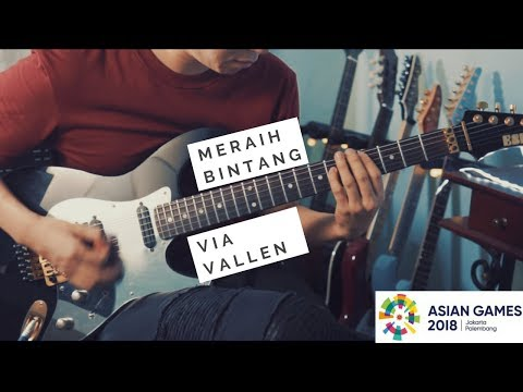 Meraih Bintang (Rock Version) | Asian Games 2018 Official Theme Song | Funtwo