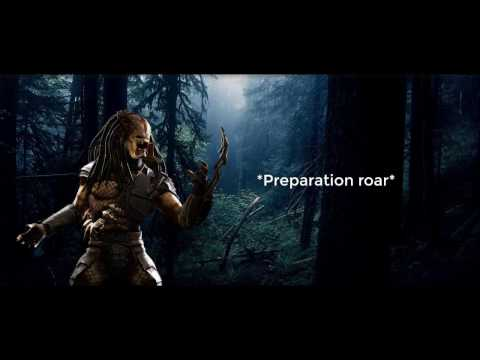 Mortal Kombat XL: Predator Sound FX | Voice clips (Download included)