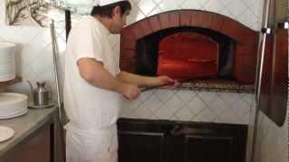настоящая итальянская пицца