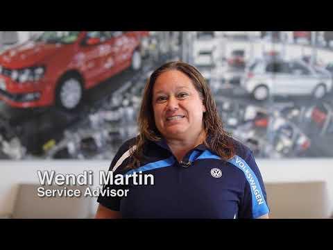 Wendi Martin - Service Advisor Capitol Heights MD