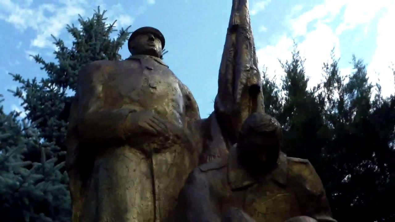 Monument hilar la Copăceni, Sîngerei