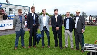 Best Dressed Male Competition & Club Rossie Evening at Roscommon Races - 5th August, 2014