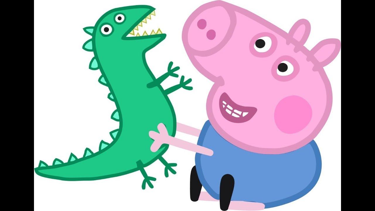 Peppa Pig Y George Conoce Mas De Ellos Personajes Pepa