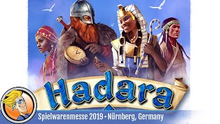 Download Video Hadara — game overview at Spielwarenmesse 2019 MP3 3GP MP4