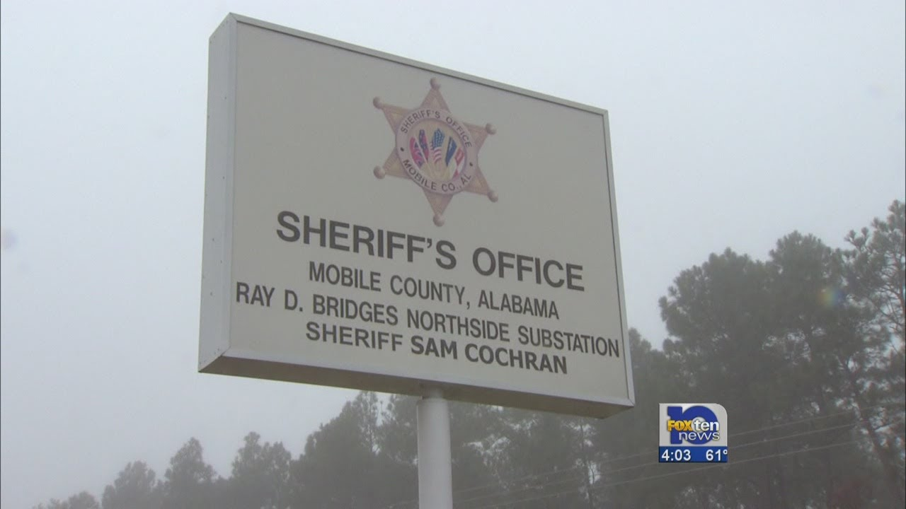 Alabama mobile county semmes - Semmes To Partner With Mobile County Sheriff S Office