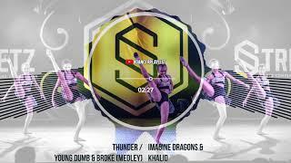 IMAGINE DRAGONS & KHALID - THUNDER/YOUNG DUMB & BROKE (MEDLEY)   CONTEMPORARY   Ep. 21