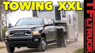 Ram HD Dually Review: How to Tow Big and Heavy!