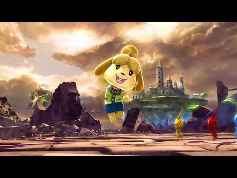 Super Smash Bros Ultimate - Calling To The Night