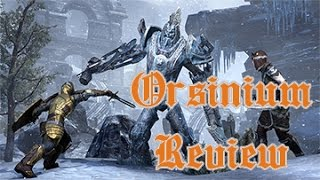ESO Saturday: Orsinium Review! Questing, dungeons, story, and more!