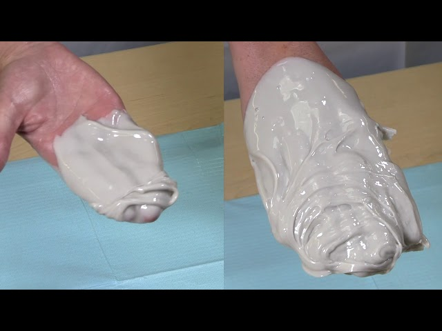 livingskin Impression Tutorial-Finger and Finger Bands