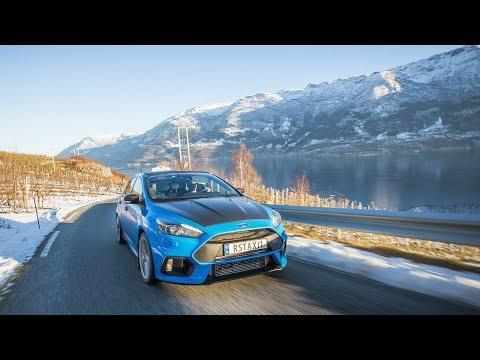 Das Ford Focus RS Taxi: Taxifahrer verblüfft seine Fahrgäste