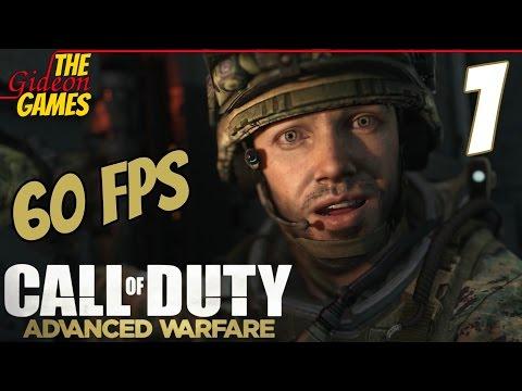 Прохождение Call Of Duty: Advanced Warfare [HD|PC|60fps] - Миссия 1: Боевое крещение (Утро в Сеуле)