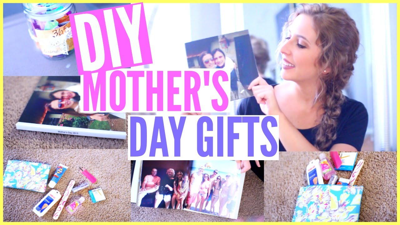 Diy Last Minute Mother 39 S Day Gift Ideas Courtney