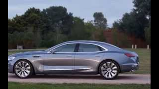 2017 buick lacrosse exterior concept and interior car dashboard