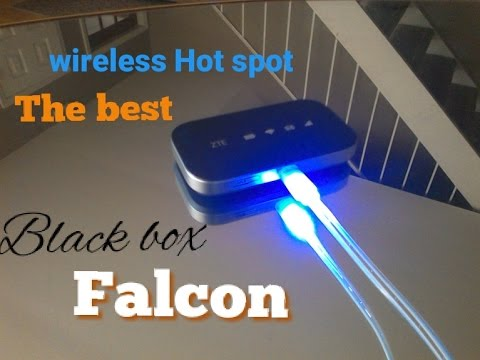 Best Mobile Hot Spot ZTE Falcon Z-917 (Review) Gaming