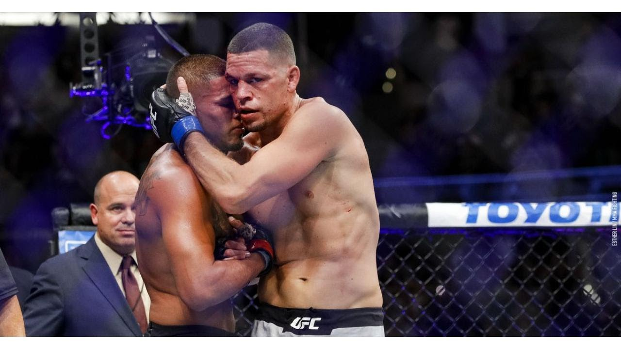 Dana White praises Nate Diaz following UFC 241 win: 'He's a needle-mover now'