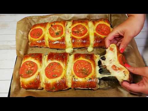 Най- Вкусната Закуска - Сандвичи с Домашно Тесто | Tasty Breakfast - Homemade Sandwiches