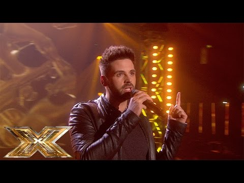 Ben Haenow sings Something I Need (Winner's Single) | The Final Results | The X Factor UK 2014