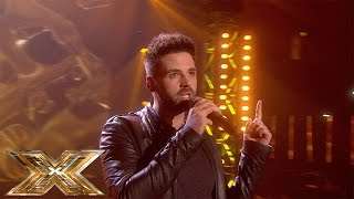 Ben Haenow sings Something I Need (Winner