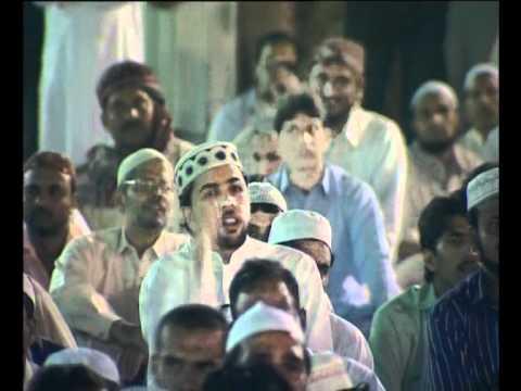 Afzal Noshahi sb in 6th Annual Mehfil March 2010 Sodani Club Dubai