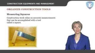 Construction Equipment's and Management
