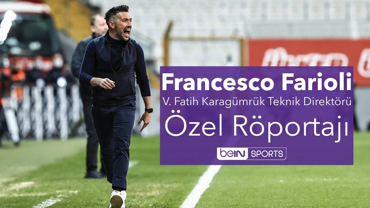 Francesco Farioli Özel Röportajı   Vavacars Fatih Karagümrük'ün yeni sezon hazırlıkları, Ahmed Musa