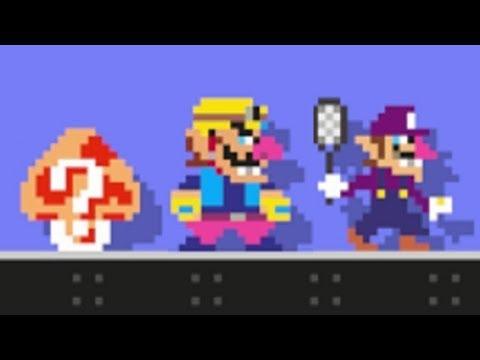 Super Mario Maker - 100 Mario Challenge #210 (Expert Difficulty)