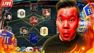 NO CONTENT😲 ONLY KENT UND WL GAMEPLAY.. 😑🔥 FIFA 21 RTG WEEKEND LEAGUE LATENIGHT LIVESTREAM
