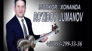 Ro'ziboy Jumanov '' MANZURA  '' MP3 2017 - Рузибой Жуманов '' МАНЗУРА '' 2017