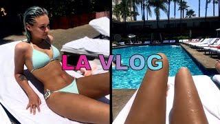 A FEW DAYS IN LA (VLOG) | Talia Mar
