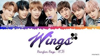 BTS (방탄소년단) - 'Outro: Wings' Lyrics [Color Coded Han_Rom_Eng]