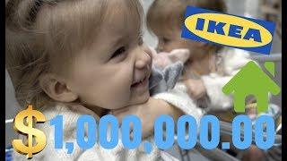 IKEA $1MILLION SHOPPING SPREE