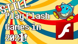 How To Play Fląsh Games in 2021! | 4 Ways Flash Games & Animation Are Preserved