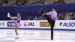 Narumi TAKAHASHI / Ryo SHIBATA SP AWG 2017
