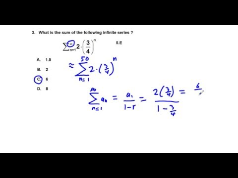 Precalculus 5th 6 Week Test on Sequences Series and Parametric Equations